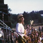 David with the Allman Brothers Band