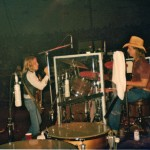 David and Butch Trucks in Concert
