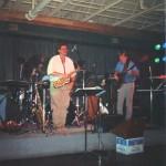 David Goldflies w Miles Osland on stage