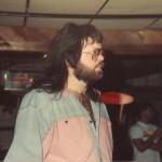 Hal with David Goldflies - One Tan Arm keyboard