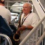 Band Leader Robin Downs