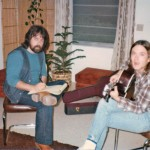 Jim Fairs and Keith England (Background singer for ABB)