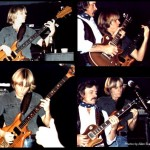 David Goldflies in the Allman Brothers Band (photo by Allen Braddock)