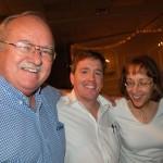 Larry Fletcher, Jeff Tinch, Jill Woofsey